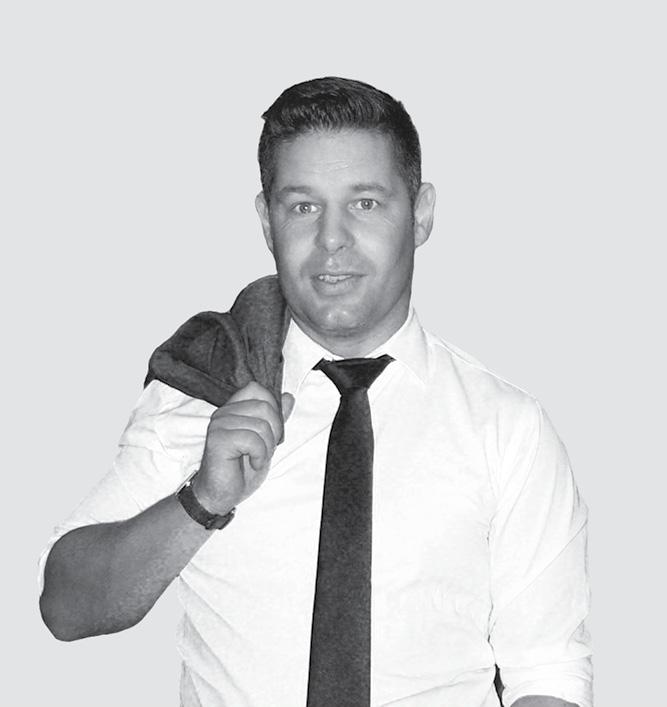 Daniel Hayes - Wellington